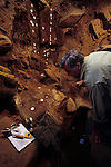 Peopling the Americas, tools, Meadowcroft Rockshelter, Pennsylvania, James Adovasio.