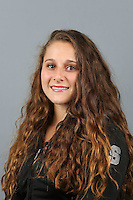 STANFORD, CA-October 16, 2014- Danielle McNair of the Stanford Womens Gymnastics Team