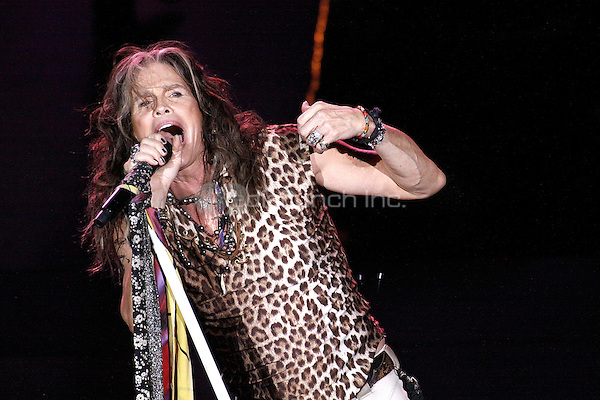 ATLANTIC CITY, NJ - NOVEMBER 23 :  Aerosmith performing in Ovations Hall at Revel Casino in Atlantic City, New Jersey on November 23, 2012  © Star Shooter / MediaPunch Inc