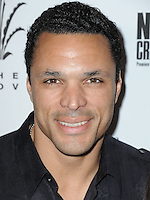 www.acepixs.com<br /> <br /> Janaury 10 2017, LA<br /> <br /> Tony Gonzalez arriving at the premiere of 'The Book Of Love' at The Grove on January 10, 2017 in Los Angeles, California<br /> <br /> By Line: Peter West/ACE Pictures<br /> <br /> <br /> ACE Pictures Inc<br /> Tel: 6467670430<br /> Email: info@acepixs.com<br /> www.acepixs.com