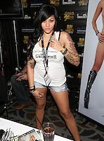 Dahlia at AVN Expo, <br /> Hard Rock Hotel, <br /> Las Vegas, NV, Wednesday January 15, 2014.
