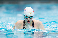 Picture By Allan Mckenzie/SWpix.com - 28/10/2017 - Swimming - Swim England Masters National Champs - Ponds Forge International Sports Centre, Sheffield, England - Nicole Mackenzie.