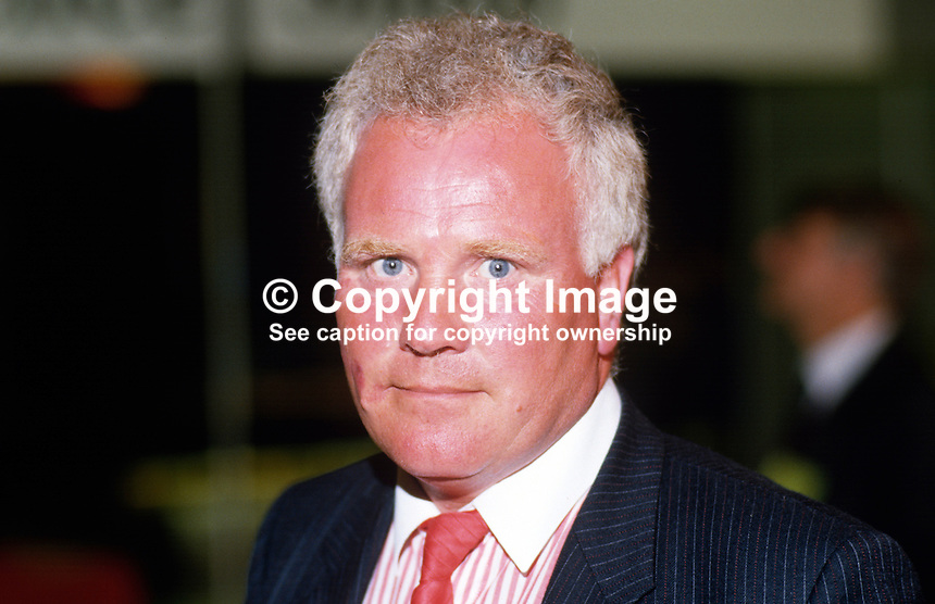 Ronald Campbell, MP, Labour Party, UK, 19870931RC..Copyright Image from Victor Patterson, 54 Dorchester Park, Belfast, UK, BT9 6RJ..Tel: +44 28 9066 1296.Mob: +44 7802 353836.Voicemail +44 20 8816 7153.Skype: victorpattersonbelfast.Email: victorpatterson@me.com.Email: victorpatterson@ireland.com (back-up)..IMPORTANT: If you wish to use this image or any other of my images please go to www.victorpatterson.com and click on the Terms & Conditions. Then contact me by email or phone with the reference number(s) of the image(s) concerned.