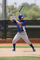 David Bote - 2012 AZL Cubs (Bill Mitchell)