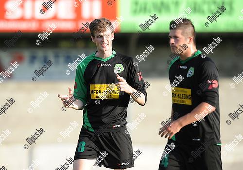 2013-08-12 / Voetbal / seizoen 2013-2014 / Branddonk / Lorenz Mols<br /><br />Foto: Mpics.be