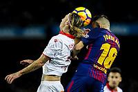 2018.01.28 La Liga FC Barcelona VS Alaves