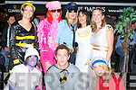 Enjoying the great athmosphere at Willie Darcys Bar the Square Tralee last Friday night before heading to the Tralee rugby club Fancy dress barbaque at O Dowd Pk were(front) L-R Jane Allen,Trevor West and Sarah Lynch(back)L-R Sinead Moriarty,Olivia Canty,Grace Davoran,Leonie Murphy and Kate Spillane. .