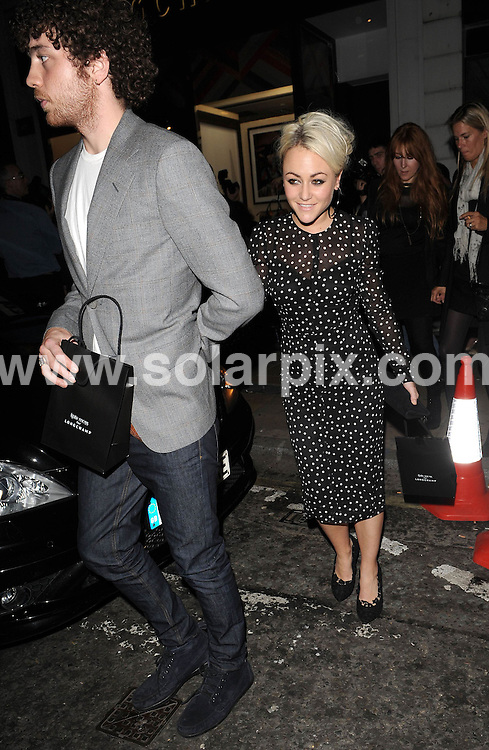 **ALL ROUND PICTURES FROM SOLARPIX.COM**                                             **WORLDWIDE SYNDICATION RIGHTS**                                                                                  Caption: Celebrities out in New Bond Street, London, UK, 21 September 2010                                                                               .This pic: Jaime Winstone                                                                                             JOB REF: 12167        SSD       DATE: 21_09_2010                                                            **MUST CREDIT SOLARPIX.COM OR DOUBLE FEE WILL BE CHARGED**                                                                      **MUST AGREE FEE BEFORE ONLINE USAGE**                               **CALL US ON: +34 952 811 768 or LOW RATE FROM UK 0844 617 7637**