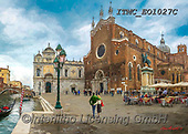 Marcello, LANDSCAPES, LANDSCHAFTEN, PAISAJES, paintings+++++,ITMCEO1027C,#l#, EVERYDAY ,venice ,puzzles