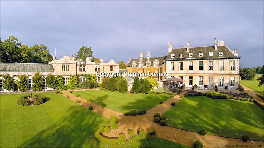 Photo by ©Stephen Daniels  04/10/2014<br /> Stapleford Hall, Nr Melton Mowbray, Leicestershire