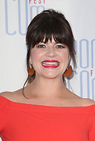 "LOS ANGELES, CA - JUNE 21: Casey Wilson, at 2019 Rom Com Fest Los Angeles - ""Bride Wars"" at Downtown Independent in Los Angeles, California on June 21, 2019. Credit: Faye Sadou/MediaPunch"