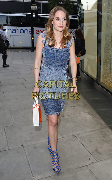 LONDON, ENGLAND - Rosie Fortescue attends the Folli Follie - Store Launch Party, Oxford Street on May 28th 2015 in London, England<br /> CAP/ROS<br /> &copy;Steve Ross/Capital Pictures