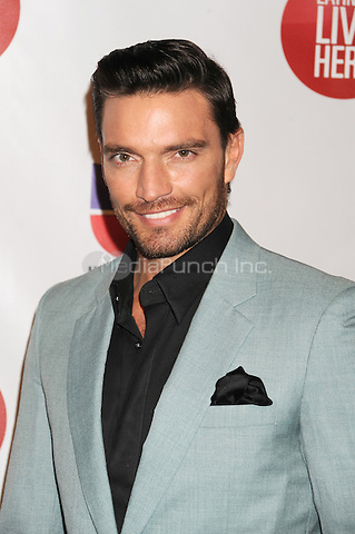NEW YORK, NY - MAY 15: Julian Gil attends the Univision Upfront 2012 reception at Cipriani 42nd Street on May 15, 2012 in New York City. Credit: Dennis Van Tine/MediaPunch