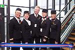 Fyrsta Flug Icelandair til Portland