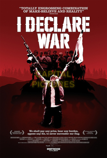 POSTER ART<br /> in I Declare War (2012) <br /> *Filmstill - Editorial Use Only*<br /> CAP/FB<br /> Image supplied by Capital Pictures