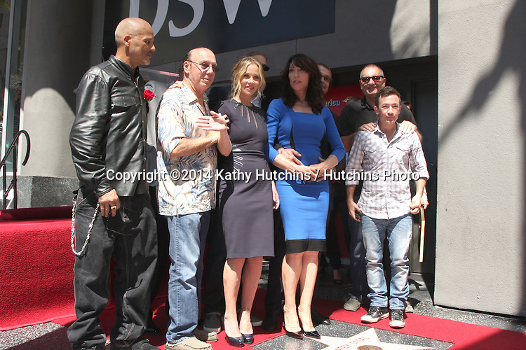 LOS ANGELES - SEP 9:  Katey Sagal, Married with Children Cast, Sons of Anarchy Cast at the Katey Sagal Hollywood Walk of Fame Star Ceremony at Hollywood Blvd. on September 9, 2014 in Los Angeles, CA