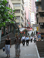 "Hong Kong's ""Central Mid-levels Escalator"" is the world's longest outdoor covered escalator."