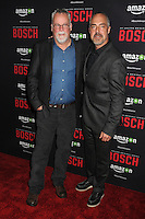 "3 March 2016 - West Hollywood, California - Michael Connelly, Titus Welliver. Amazon Original Series ""Bosch"" Season 2 Premiere held at the Pacific Design Center. Photo Credit: Byron Purvis/AdMedia"