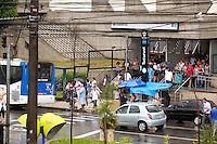 SAO PAULO, SP,10 DE MARCO DE 2012 - CLIMA TEMPO - Chove na zona norte da cidade, nesta tarde de sabado10.  FOTO RICARDO LOU -  BRAZIL PHOTO PRESS
