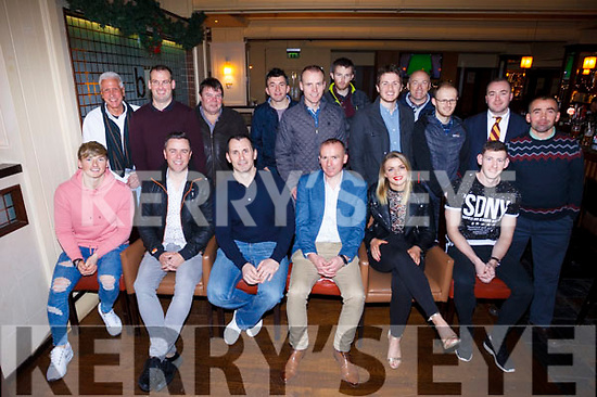 A group of Leisure Centre members from the Brandon hotel  enjoying their Xmas party in the Brandon Hotel on Saturday evening.