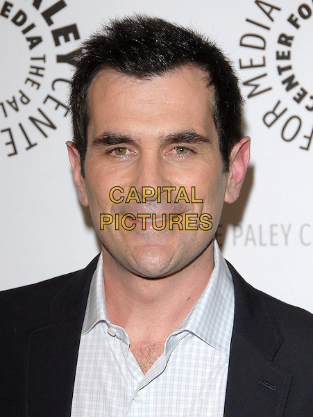 TY BURRELL .at the Twenty-Seventh Annual PaleyFest: William S. Paley Television Festival at The  Saban Theatre in Beverly Hills, California, USA,.February 26th 2010..arrivals portrait headshot white hairy chest                                                  .CAP/RKE/DVS .©DVS/RockinExposures/Capital Pictures