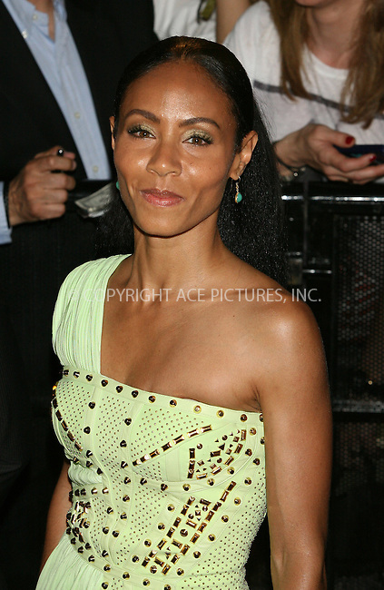 WWW.ACEPIXS.COM . . . . .  ..... . . . . US SALES ONLY . . . . .....May 13 2012, Madrid....Actress Jada Pinkett Smith at the 'Men In Black 3' premiere at La Caja Magica on May 13, 2012 in Madrid, Spain.....Please byline: FD/ACE Pictures, Inc.... . . . .  ....Ace Pictures, Inc:  ..Tel: (212) 243-8787..e-mail: info@acepixs.com..web: http://www.acepixs.com