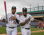 A photograph taken during the Reno Aces 2019 Media Day at Greater Nevada Field in downtown Reno, Nevada on Monday, April 1, 2019.