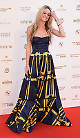 Storm Keating at The Old Vic Bicentenary Ball held at The Old Vic, The Cut, Lambeth, London, England, UK on Sunday13 May 2018.<br /> CAP/MV<br /> &copy;Matilda Vee/Capital Pictures