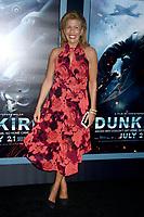 Hoda Kotb bei der Premiere des Kinofilms 'Dunkirk' im AMC Lincoln Square IMAX. New York, 18.07.2017