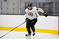 September 15, 2017: Boston Bruins left defenseman Zdeno Chara (33) skates during the Boston Bruins training camp held at Warrior Ice Arena in Brighton, Massachusetts. Eric Canha/CSM