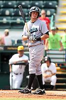 Jupiter Hammerheads outfielder Daniel Pertusati #7 during a game against the Bradenton Marauders at McKechnie Field on June 22, 2011 in Bradenton, Florida.  Bradenton defeated Jupiter 5-4.  (Mike Janes/Four Seam Images)