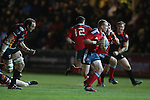 Keith Earls<br /> RaboDirect Pro12<br /> Newport Gwent Dragons v Munster<br /> Rodney Parade - Newport<br /> 29.11.13<br /> ©Steve Pope-SPORTINGWALES