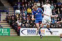 Mark Roberts of Stevenage heads towards goal. - Tranmere Rovers v Stevenage - npower League 1 - Prenton Park, Tranmere - 6th April, 2012 . © Kevin Coleman 2012