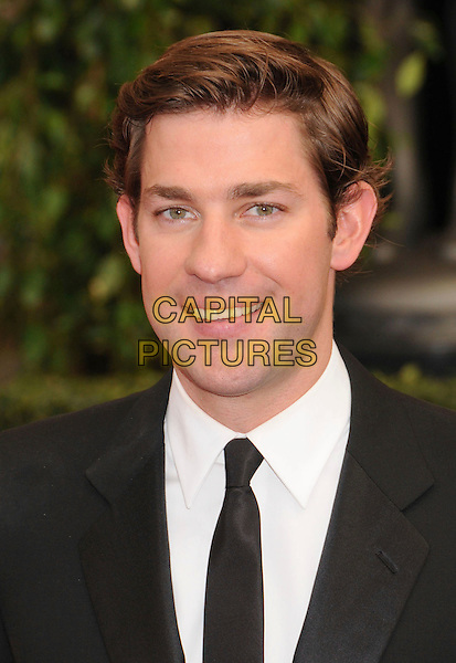 JOHN KRASINSKI.14th Annual Screen Actors Guild Awards held at the Shrine Auditorium, Los Angeles, California, USA..January 27th, 2008.SAG red carpet arrivals headshot portrait  .CAP/ADM/BP.©Byron Purvis/AdMedia/Capital Pictures. *** Local Caption *** .