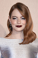 LONDON, UK. October 18, 2018: Emma Stone at the London Film Festival screening of &quot;The Favourite&quot; at the BFI South Bank, London.<br /> Picture: Steve Vas/Featureflash