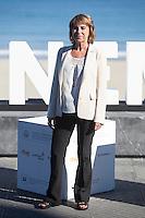 Actress Klara Badiola poses during `Amama´ film presenation at 63rd Donostia Zinemaldia (San Sebastian International Film Festival) in San Sebastian, Spain. September 21, 2015. (ALTERPHOTOS/Victor Blanco) /NortePhoto.com