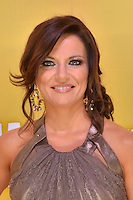 NASHVILLE, TN - NOVEMBER 1: Martina McBride on the Macy's Red Carpet at the 46th Annual CMA Awards at the Bridgestone Arena in Nashville, TN on Nov. 1, 2012. © mpi99/MediaPunch Inc. /NortePhoto .<br />