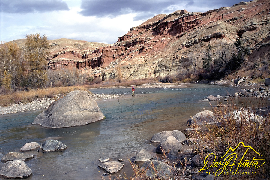 fly-fishing, wind river, dubois, wyoming, badlands,