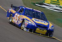 Apr 19, 2007; Avondale, AZ, USA; Nascar Nextel Cup Series driver Michael Waltrip (55) during practice for the Subway Fresh Fit 500 at Phoenix International Raceway. Mandatory Credit: Mark J. Rebilas