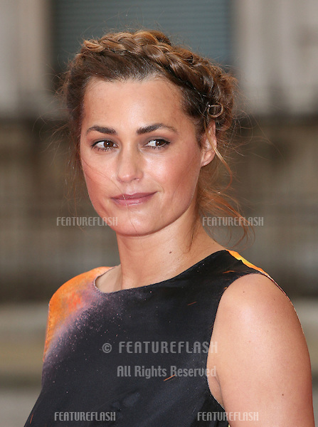 Yasmin Le Bon arriving for the Royal Academy of Arts Summer Exhibition Preview Party 2010, London. 09/06/2010  Picture by: Alexandra Glen / Featureflash