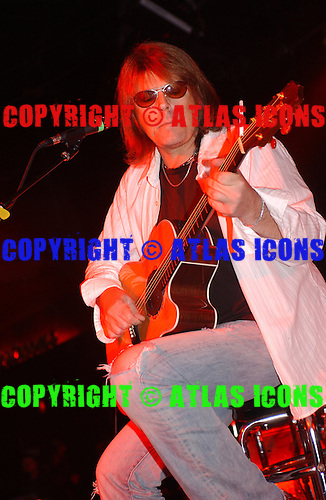 Don Dokken; Dokken; 2005; VH1 Tour in New Jersey;<br /> Photo Credit: Eddie Malluk/Atlas Icons.com
