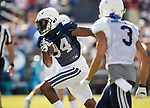 Burt, Riley 17FTB Prac 8-17 110<br /> <br /> 17FTB Prac 8-17<br /> <br /> BYU Football Fall Camp<br /> <br /> August 17, 2017<br /> <br /> Photo by Jaren Wilkey/BYU<br /> <br /> &copy; BYU PHOTO 2017<br /> All Rights Reserved<br /> photo@byu.edu  (801)422-7322