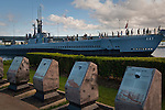 Submarine Memorial and USS Bowfin Submarine, Pearl Harbor, Oahu, Hawaii