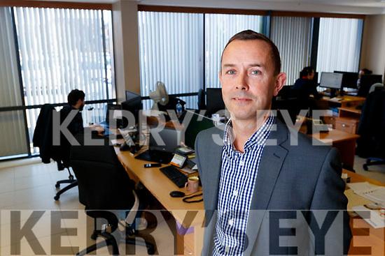 John Gannon (Aspen Grove and Chairman of Kerry SciTech).