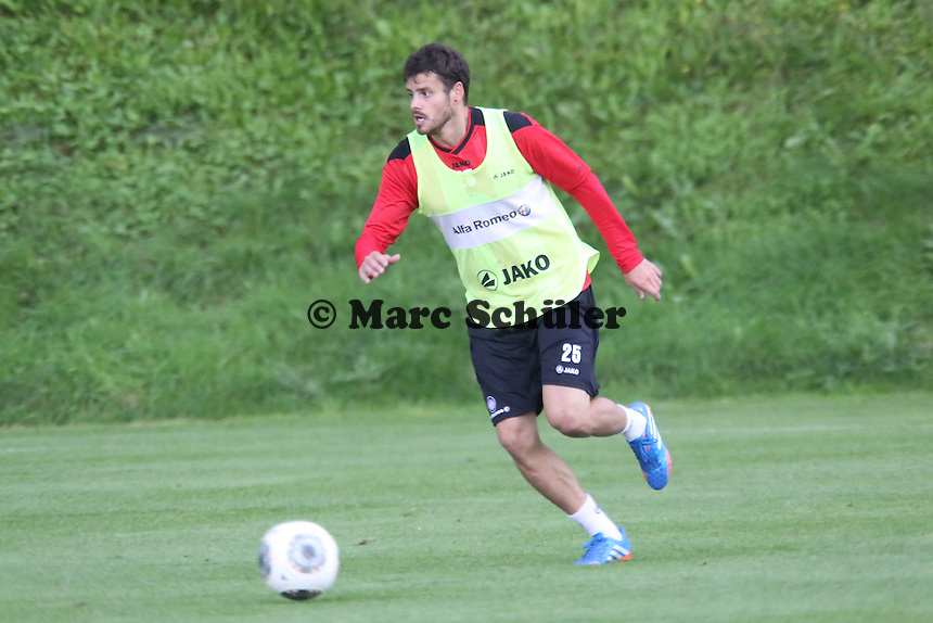 Neuzugang Tranquillo Barnetta (Eintracht)