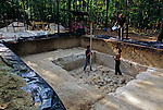 Peopling the Americas; Topper site; South Carolina, excavation