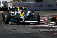 2011 Long Beach GP Open Wheel cars