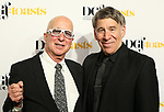 Paul Shaffer and Stephen Schwartz attends the Dramatists Guild Foundation toast to Stephen Schwartz with a 70th Birthday Celebration Concert at The Hudson Theatre on April 23, 2018 in New York City.