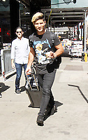 NEW YORK, NY-August 08: Dan Smyers of Dan & Shay perform at Good Morning America in New York. NY August 08, 2016. Credit:RW/MediaPunch
