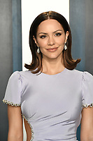 09 February 2020 - Los Angeles, California - Katharine McPhee<br /> . 2020 Vanity Fair Oscar Party following the 92nd Academy Awards held at the Wallis Annenberg Center for the Performing Arts. Photo Credit: Birdie Thompson/AdMedia